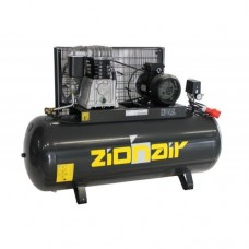 Compressor 4KW 400V 11bar 270ltr Zion Air