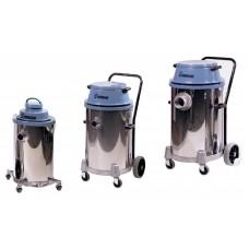 Eurom 1030 RVS professionele industriële stof  water zuigers. (40MM)