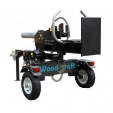 Houtklover 22 ton met benzine motor