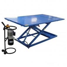 Quadlift 675kg met hydraulische elektrische