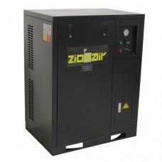 Geluidsgedempte silent compressor 4pk